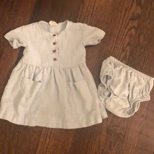 Little Poppy Co Dresses - Little Poppy Co Dress 6-12 mos